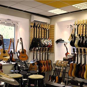 Музыкальные магазины Заиграево
