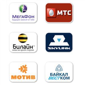 Операторы сотовой связи Заиграево