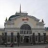 Железнодорожные вокзалы в Заиграево