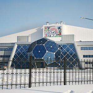 Спортивные комплексы Заиграево