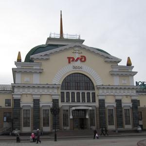 Железнодорожные вокзалы Заиграево